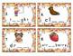 Phonemic Awareness Task Cards: au and aw Set