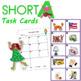 Task Cards for Short A Phonemic Awareness