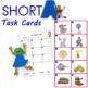 Phonemic Awareness Task Cards for Short A
