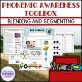 Phonemic Awareness Toolbox - Blending and Segmenting Activities