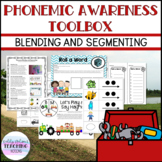 Phonemic Awareness Toolbox - Blending and Segmenting Activities