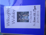 Phonemic Awareness Willoughby Wallaby Class Book Letter of