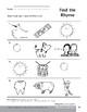 Phonemic Awareness: Words That Rhyme/Drum
