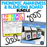 Phonemic Awareness and Blending Board BUNDLE