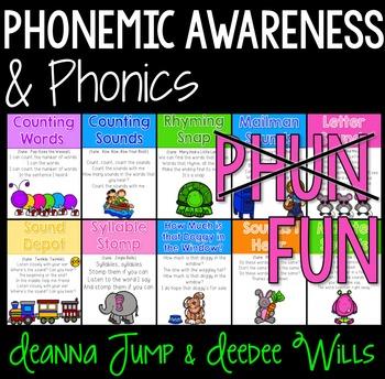 Phonemic Awareness and Phonics Fun