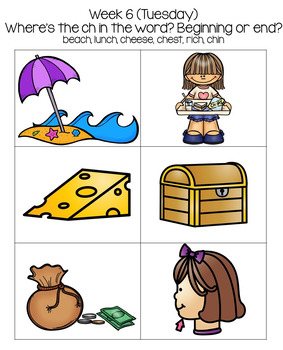 Phonemic Awareness for Little Learners (Set 3)