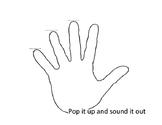 Spalding Phonemic Awareness hand
