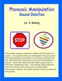 Phonemic Manipulation