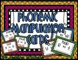 Phonemic Manipulation Cards