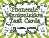 Phonemic Manipulation Task Cards