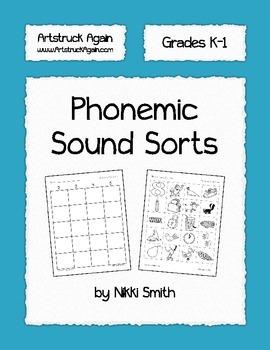 Phonemic Sound Sorts