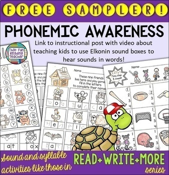 Phonemic awareness | Distance Learning