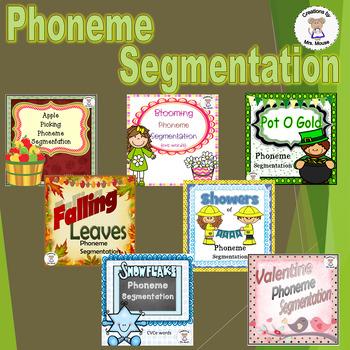 Phoneme Segmentation Pack