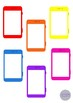 Phones and Tablets Technology Clip Art- 10 Different Colors