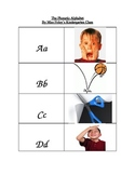 Phonetic Alphabet Guide and Model with Pictures