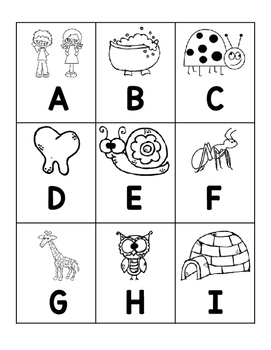 Phonetic Flash Cards