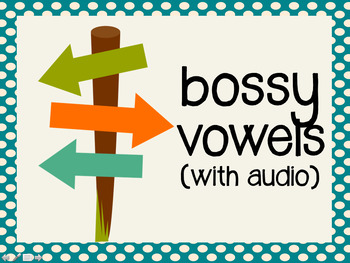 Phonetic Pattern: bossy vowels (with audio)