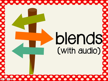 Phonetic Pattern: consonant blends (with audio)