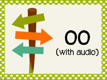 Phonetic Pattern: oo words (with audio)