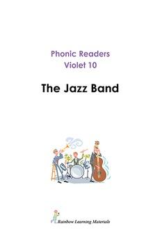 (17) Phonic Reader Books: Violet 1-10