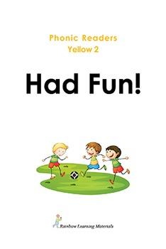 (14) Phonic Reader Books: Yellow 1-10