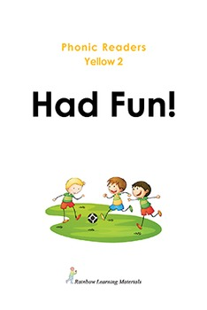 (14) Phonic Reader Books: Yellow 1-10