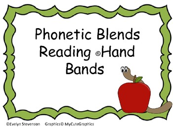 Phonetic Reading Hand Bands