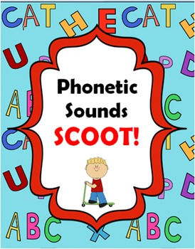 Phonetic Sounds Scoot!
