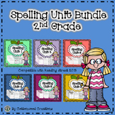 2nd Grade Spelling Bundle