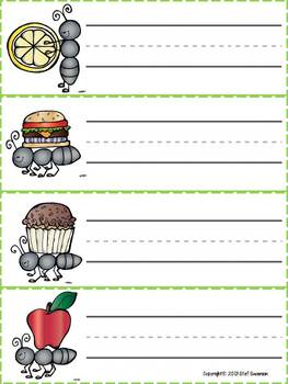 Phonetic Spelling {Stretching LONG words Slowly} Holiday Clip Art