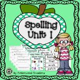 2nd Grade Spelling Unit 1