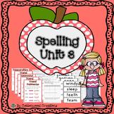 2nd Grade Spelling Unit 3