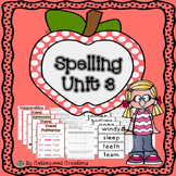2nd Grade Spelling Unit 3