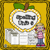 2nd Grade Spelling Unit 6