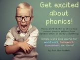Phonetic Word Lists