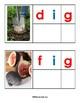 Montessori Pink Series CVC Writing Templates (60+ 3 Letter Short Vowel Words)