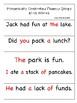 Phonetically Controlled Fluency Strips K/-CK (Orton-Gillingham)