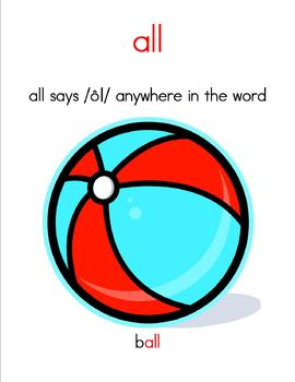 Phonetically-Controlled Words for all - Orton-Gillingham