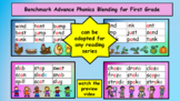 Phonics Blending for First Grade