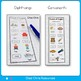 Phonetics Bookmarks : Consonants - Diphthongs - Short and Long Vowels