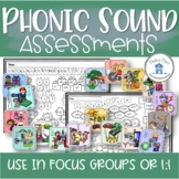 Phonic Assessment and Tracker
