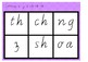 Phonic Bingo y  x ch sh th Group 6 Jolly Phonics