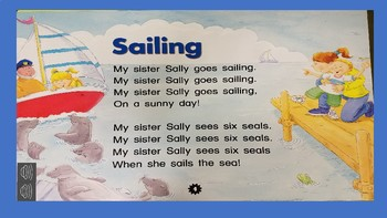Phonic Charts with songs
