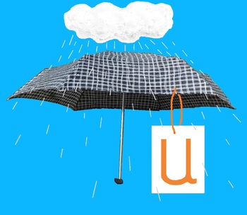 Phonic Photos: u - umbrella