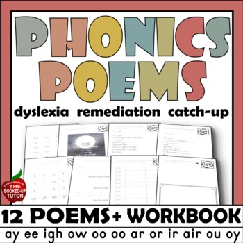 SIMPLE, FUN PHONIC POEMS 100 pages of poems & worksheets 1