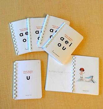 (13) Phonic Reader Books: Orange 1-10