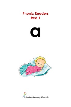 Free Sample Phonic Reader Books -- Red 1