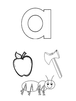 Phonic Sounds Coloring Cards