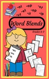 Reading for Meaning Word Blends