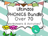 Phonic Worksheets and Activities Bundle!